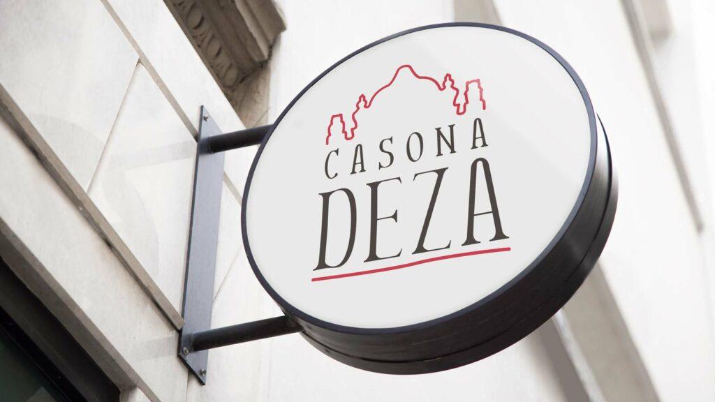 Casona Deza Logo