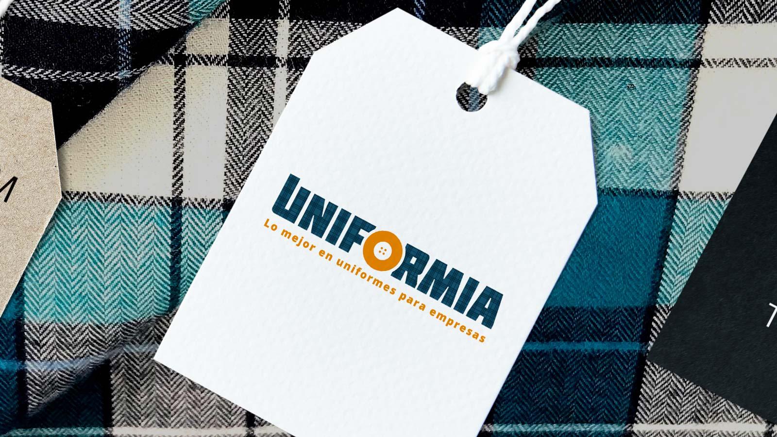 Uniformia Branding