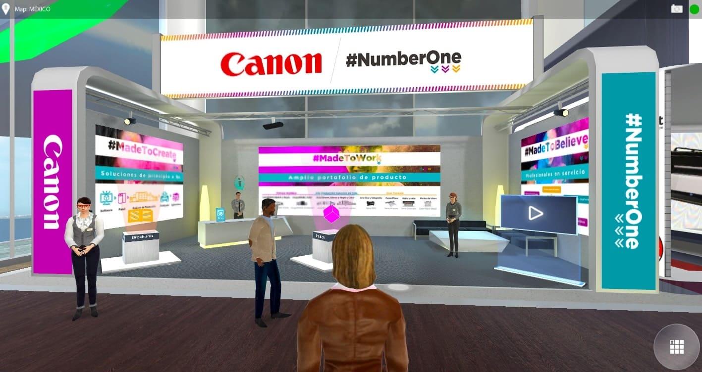 El reto de hacer negocios en una Feria Virtual
