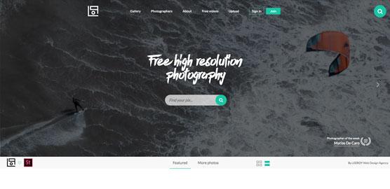 Life of Pix - Las mejores webs para descargar imágenes gratis